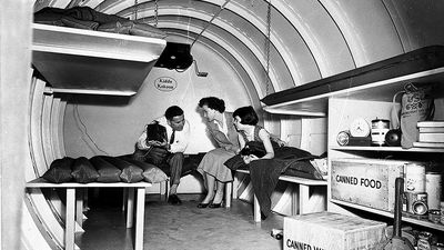 Bomb shelter sales soar as fears of North Korea nuclear threat grow