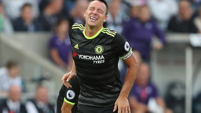 Chelsea's Terry ruled out of Arsenal clash
