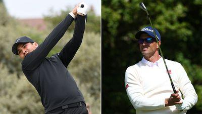 Day, Scott and Baddeley in British Open mix