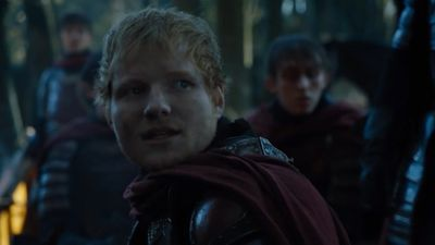 Ed Sheeran's awkward, amazing Game of Thrones cameo: Twitter reacts