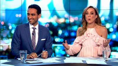 The Project stars welcome Lisa Wilkinson to the 'family'