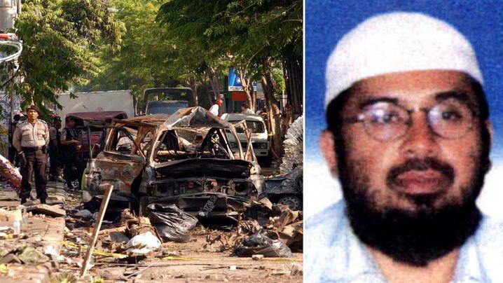 Guantanamo detainee Hambali charged over 2002 Bali bombings
