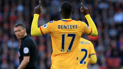 Christian Benteke returns to haunt and hurt Liverpool after scoring twice for Crystal Palace in EPL