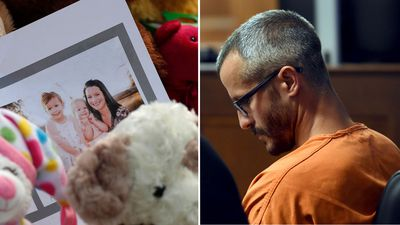 Did getting fired spark murders of pregnant wife, daughters?