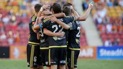 Phoenix upset tired Roar 2-1 in A-League
