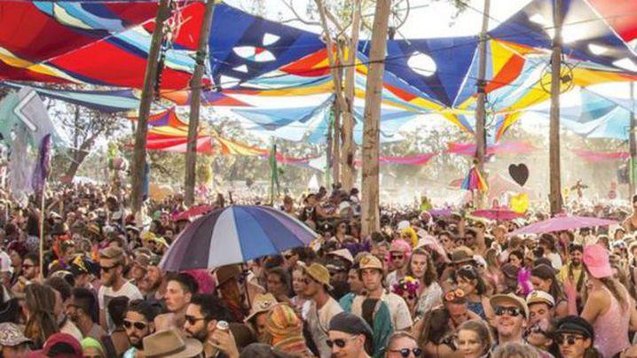 Man dies at Victoria's Rainbow Serpent Festival