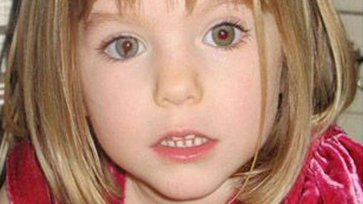 Madeleine Beth McCann: still missing since May 3, 2007. Source: AFP