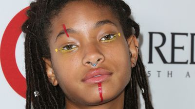 Willow Smith's tribal tribute