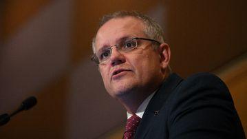 Treasurer Scott Morrison. (AAP)