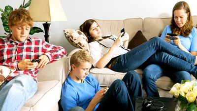 Lazy no-good teens as sedentary as 60-year-olds, study suggests
