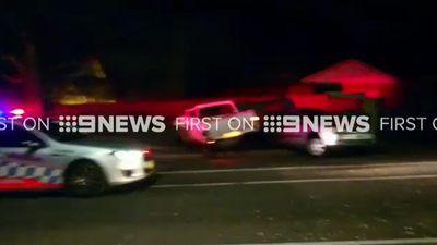Man crashes car in attempt to dodge random breath test
