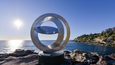 Sculpture by the Sea returns to Bondi for its 20th year