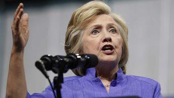 Hillary Clinton. (AP)