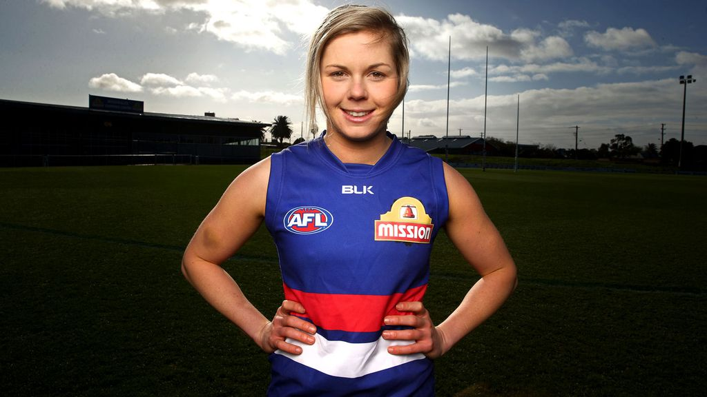 Train Like An Afl Player Fitness And T Tips From Women S Captain