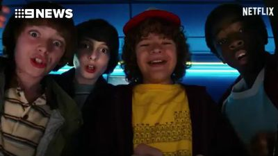 Thrilling first look at Stranger Things Season 2