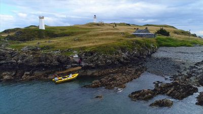 This infamous island with a grisly past could be yours