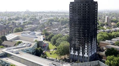 Final death toll for London tower blaze to take months