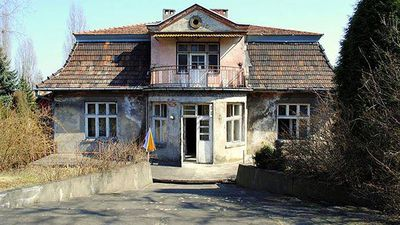 Schindler's List 'horror house' to become luxury villa