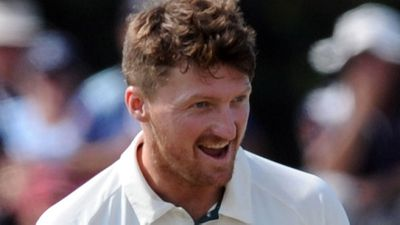 Victoria all out for 415 in Shield clash