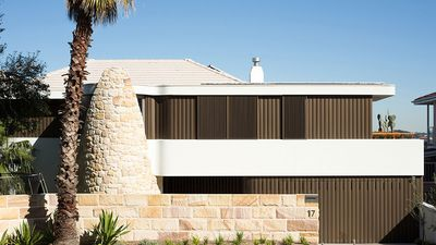 Old meets new: Mini renovation gives '50s Sydney home new lease of life