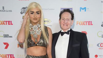 Geoffrey Edelsten dishes on his new ladylove one day after filing for divorce from Gabi Grecko