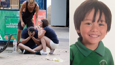 Sydney boy idenified as missing Aussie after Barcelona attack