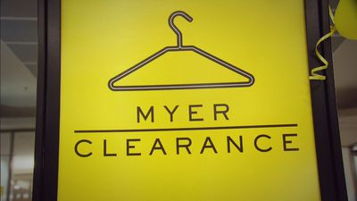 Myer's drastic revamp following 80 percent profit slump
