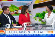 New research says high carb diets lead to poor health