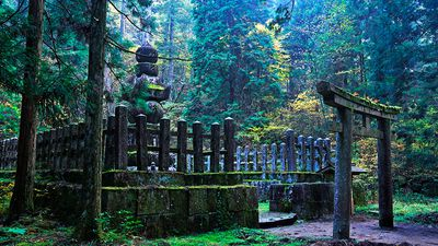 Inside Japan's most beautiful forgotten sites
