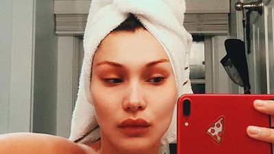 Celebrities love getting naked on Instagram: See their stripped-down photos!