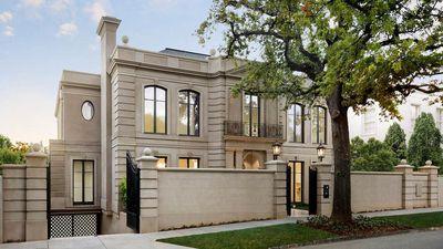 Lleyton and Bec Hewitt drop $12.7m on Toorak property