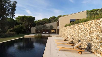 Architect John Pawson's Saint-Tropez villa listed for sale