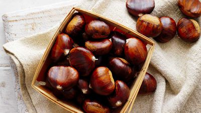 How to cook, peel and store chestnuts