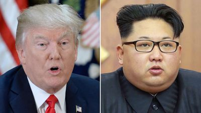 Trump threatens 'big, big trouble' for North Korea