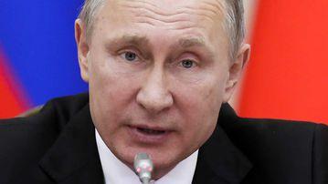 Vladimir Putin. (AP)
