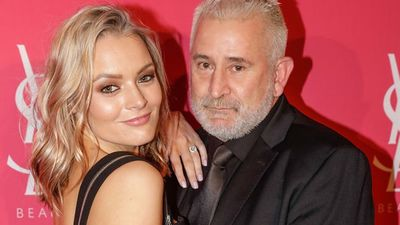 Anthony LaPaglia is engaged to his 28-year-old girlfriend