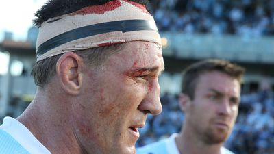 Cronulla captain Paul Gallen approached by City to play against Country in Mudgee