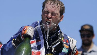 Aussie Dakar champ itching to defend title