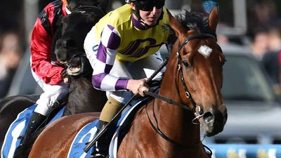 Sacred Elixir firms for Victoria Derby