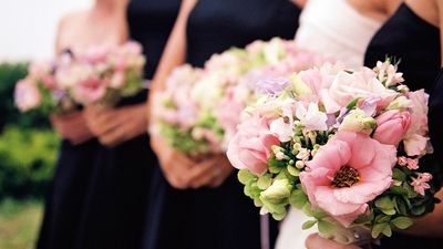 Bride furious at 'selfish' bridesmaid's request