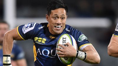 Lealiifano in rugby comeback for Brumbies