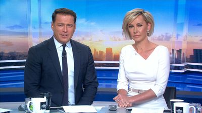 Karl Stefanovic gives first interview since shock departure of Lisa Wilkinson