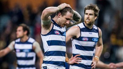 Gastro outbreak fears for Geelong Cats