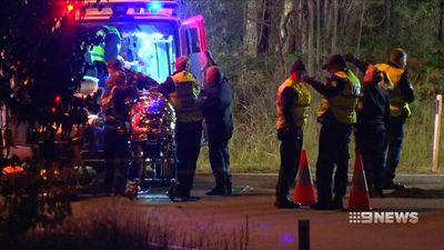 Alleged drunk driver who ran down road worker denied bail