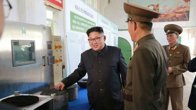 Kim Jong-un 'respecting' US despite frightening move