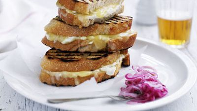 Toasties and jaffles and melts—oh my!