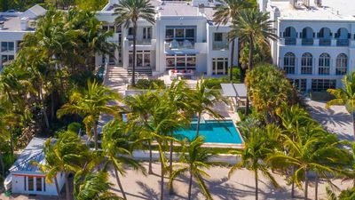 Fashion veteran Tommy Hilfiger lists his groovy Florida mansion