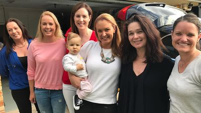 Gold Coast mothers unite to provide charity for families in need