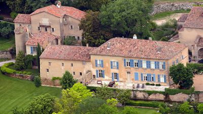 Brangelina set to sell their $78m French chateau