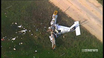 Mother, teen daughter, pilot killed in SA charity plane crash